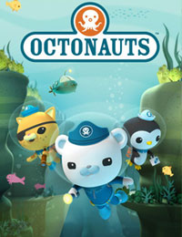 The Octonauts Season 1, 2, 3