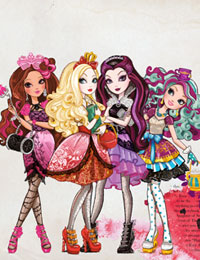 Ever After High Season 3