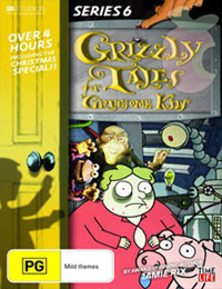 Grizzly Tales for Gruesome Kids Season 06