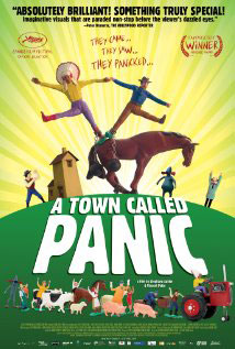 A Town Called Panic (TV Series)