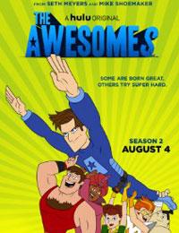 The Awesomes Season 2