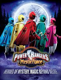 Power Rangers Mystic Force