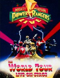 Mighty Morphin Power Rangers: Live