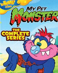 My Pet Monster (TV Series)