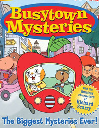 Busy Town Mysteries