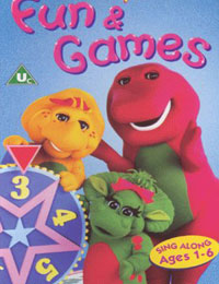 Barney's Fun and Games