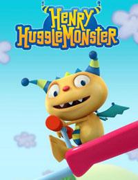 Henry Hugglemonster Season 1