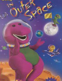 Barney in Outer Space