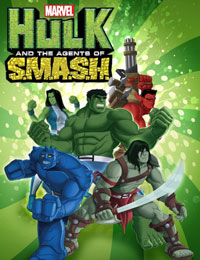 Hulk and the Agents of S.M.A.S.H. Season 02