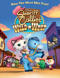 Sheriff Callie's Wild West Season 1