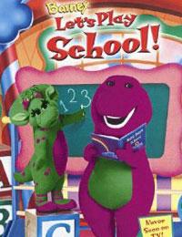 Barney: Let's Play School!