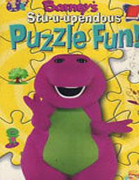 Barney's Stu-u-upendous Puzzle Fun!