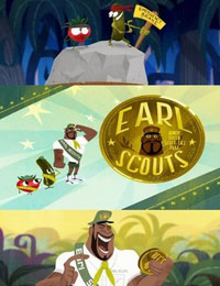 Cloudy with a Chance of Meatballs 2: Earl Scouts