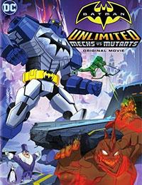 Batman Unlimited: Mech vs. Mutants