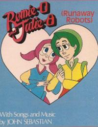 Runaway Robots! Romie-O and Julie-8