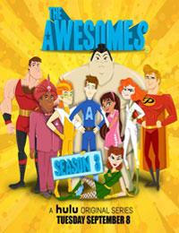 The Awesomes Season 3